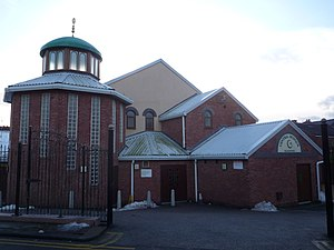 Blackpool Central Mosque