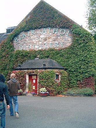Blair Athol distillery - Image: Blair Athol