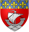 Official seal of Paris, Fransiya
