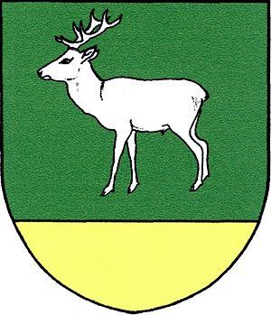 Blažkov (Žďár nad Sázavou District) - Image: Blazkov znak