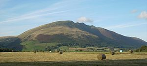 Blencathra - Blencathra from Castlerigg stone circle