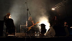 Blitzkrieg am Jalometalli in Oulu, 2008