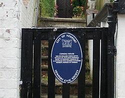 Photo of Blue plaque № 30521