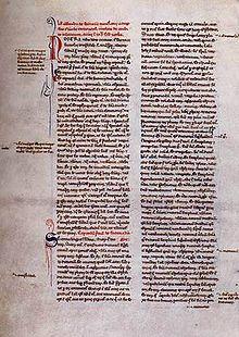 Terjemah Latin Ihsha' al-Ulum oleh Gerard dari Cremona