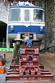 Body of Himeji monorail No15 11.jpg