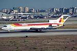 Boeing 727-256(Adv), Iberia JP6190441.jpg