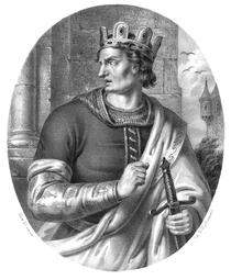 Bolesław II Śmiały by Aleksander Lesser.PNG