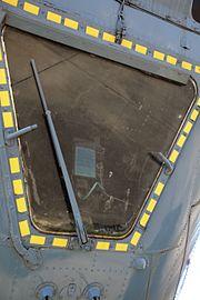 Bomb Aimer Window-Avro Shackleton-001