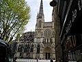 Bordeaux (33) Cathédrale Saint-André Transept nord Façade 05.jpg
