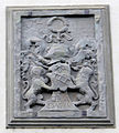 Borgo pinti 99, palazzo della gherardesca 06 stemma bartolomeo scala.JPG
