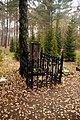 Borne Sulinowo - cmentarz radziecki - 2015-11-06 10-39-28.jpg