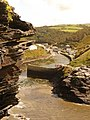 Boscastle, a jagged edge - geograph.org.uk - 1466320.jpg