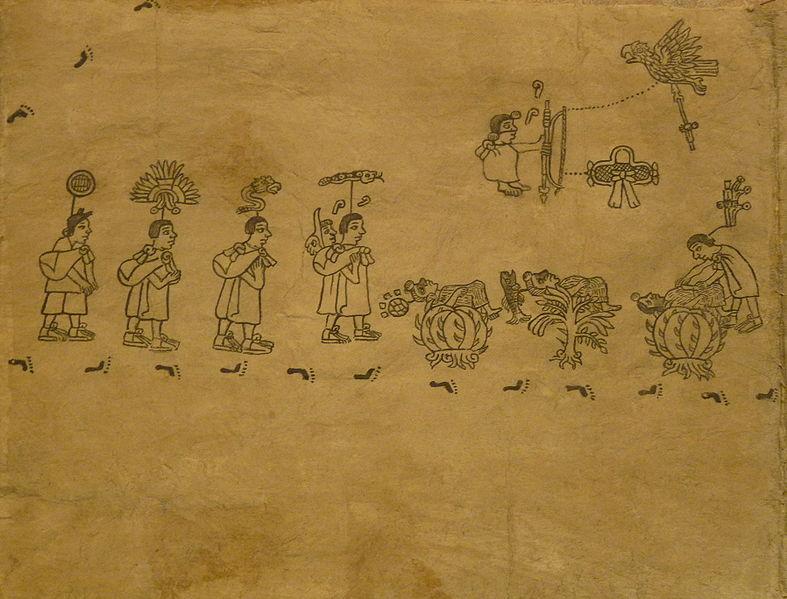 File:Boturini Codex (folio 4).JPG