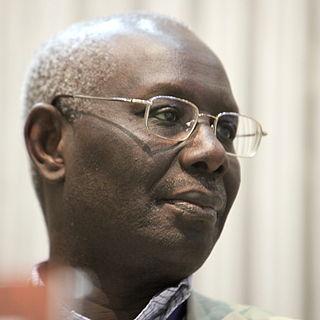 Boubacar Boris Diop Sengalese writer
