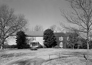 National Register of Historic Places listings in Queen Anne's County, Maryland - Image: Bowlinglyold