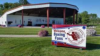 International Boxing Hall of Fame - International Boxing Hall of Fame, Canastota, New York