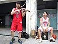 Boy and Dabao Lin playing 20200704a.jpg