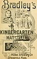 Bradley's kindergarten material and school aids. (1896) (14589848129).jpg