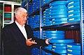 Branko Bubenik u INDOK-u HRT-a 1991..jpg