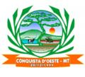 Brasão Conquista d'Oeste MT.png