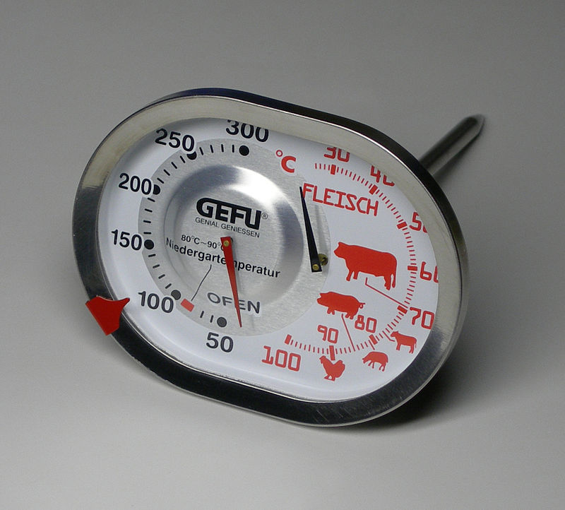what is a meat thermometer