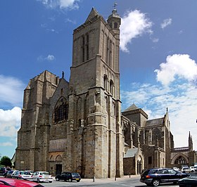 Image illustrative de l'article Cathédrale Saint-Samson de Dol-de-Bretagne