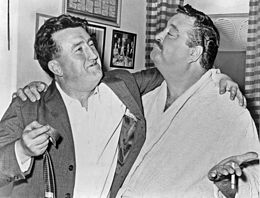 Brendan Behan and Jackie Gleason NYWTS.jpg