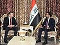 Brett McGurt and Mohamed al-Halbousi in Baghdad - 2018.jpg