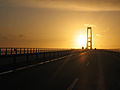 Bridge in Denmark, photo taken while driving the Renault Express Campervan. (9429662616).jpg
