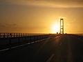 Bridge in Denmark, photo taken while driving the Renault Express Campervan. (9429662616).jpg
