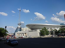 Bridgestone Arena Food Court