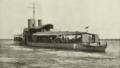 British Gun boat on River Tigris (WWI).png