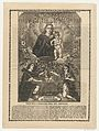 Broadsheet relating to Our Lady of Refuge with prayer MET DP869174.jpg