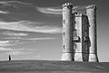 Broadway tower grayscale.jpg