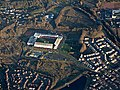 Broadwood Stadium from the air (geograph 5670632).jpg