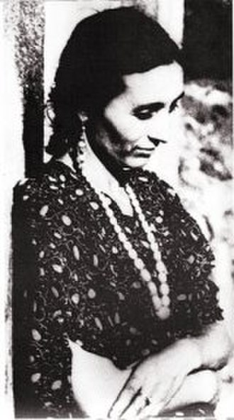 Bronisława Wajs - Image: Bronislawa Wajs