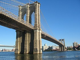 Pont de Brooklyn.