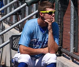 Bubba Starling American professional baseball player