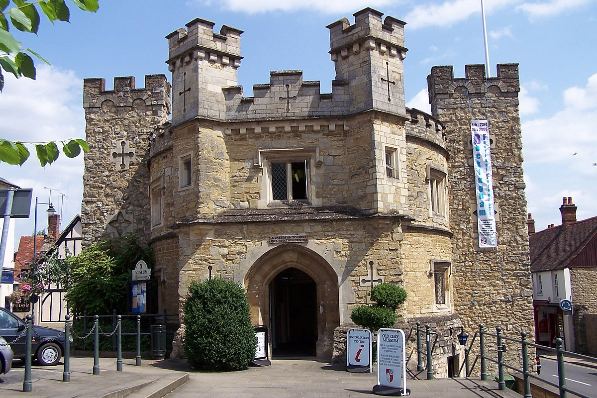 Image result for buckingham gaol