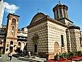 Bucuresti, Romania. Curtea Veche. BISERICA BUNA VESTIRE. (B-II-a-A-18781).jpg
