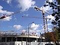 BudowaSkyTower-pazdziernik2009.JPG