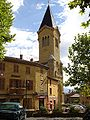 Bully (Rhône-France) - Eglise Saint-Polycarpe.JPG