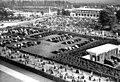 Bundesarchiv B 145 Bild-P017188, Berlin, Olympiade, Reichssportfeld, Parkplatz.jpg