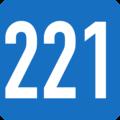 Bundesstrasse 221 Oesterreich.png