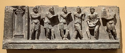 Buner reliefs Scythian bacchanalian cropped