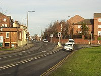 Burley Road Cardigan Road Willow Road Junction, Leeds - geograph.org.uk - 104639.jpg