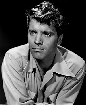 Schauspieler Burt Lancaster