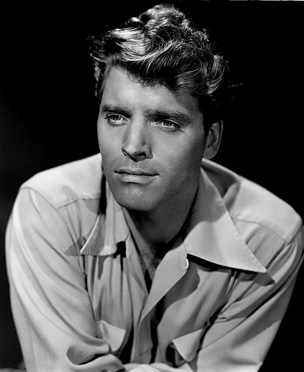 Burt Lancaster - publicity 1947