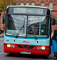 Bus, Donegall Square East, Belfast - geograph.org.uk - 576551 crop.jpg