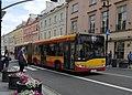 Bus in Warsaw, Solaris Urbino 18 n°8210.jpg